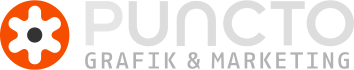 Logo puncto - grafik & marketing - Heidelberg